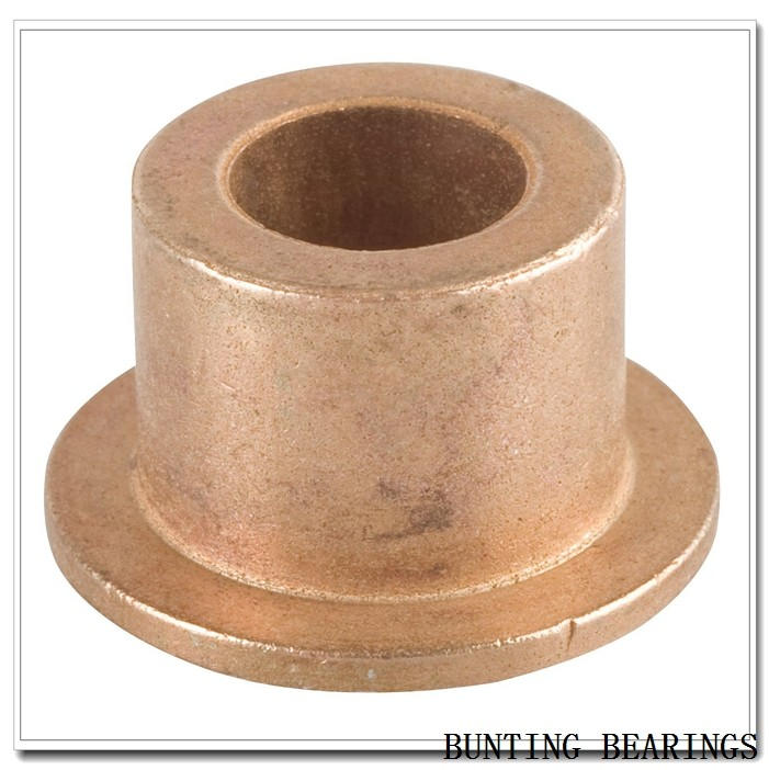 BUNTING BEARINGS BSF101212  Plain Bearings