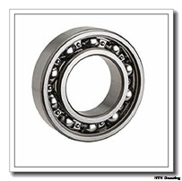 NTN RNA4905R needle roller bearings