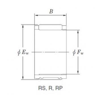 KOYO R18/13 needle roller bearings