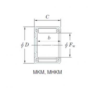 KOYO MHKM1520 needle roller bearings