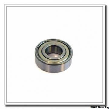 KOYO KDA160 angular contact ball bearings