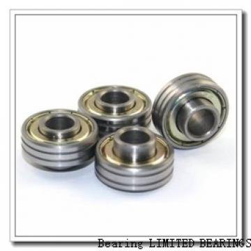 BEARINGS LIMITED WC87504  Single Row Ball Bearings