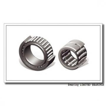 BEARINGS LIMITED HF 6G Bearings