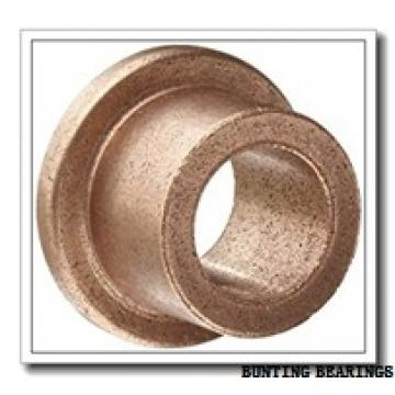 BUNTING BEARINGS NT123202  Plain Bearings