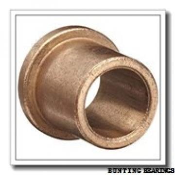 BUNTING BEARINGS NN060816  Plain Bearings