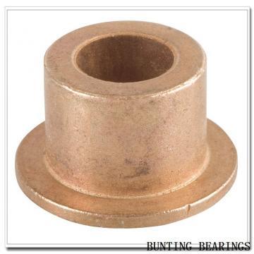 BUNTING BEARINGS NF060812  Plain Bearings