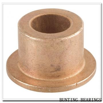 BUNTING BEARINGS NF162016  Plain Bearings