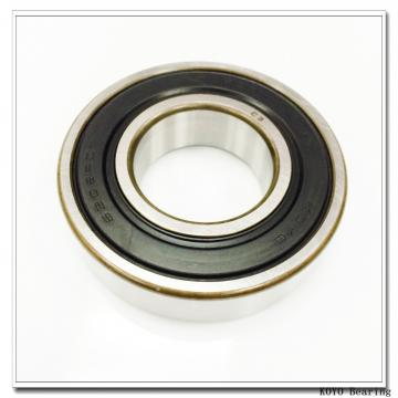 KOYO 37234 tapered roller bearings