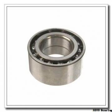 KOYO 39585/39520 tapered roller bearings