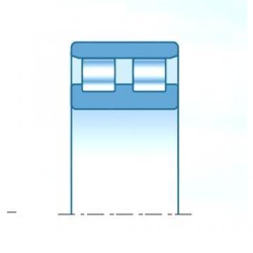 NTN E-2R5614 cylindrical roller bearings