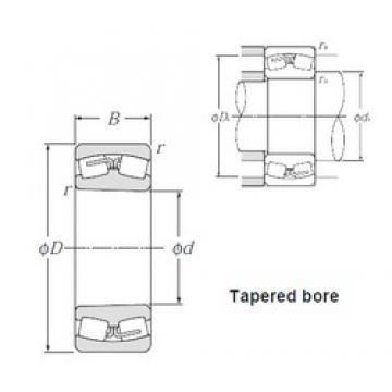 NTN LH-22218BK spherical roller bearings