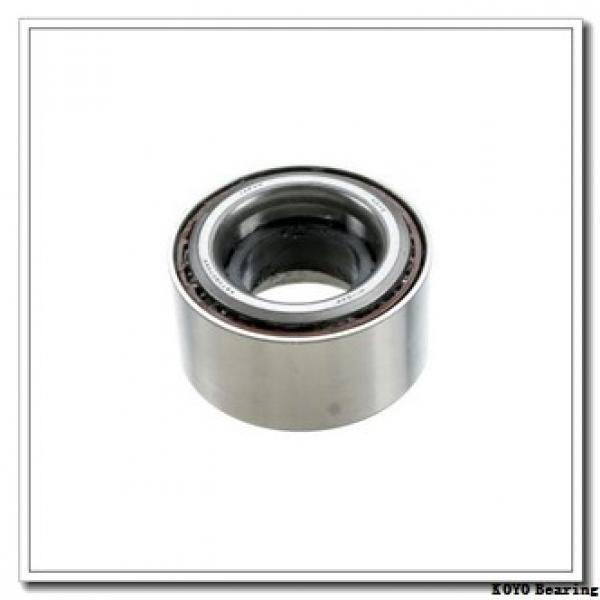 KOYO 6364 deep groove ball bearings #1 image