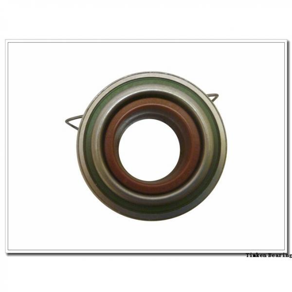 Toyana 7208 B-UO angular contact ball bearings #1 image
