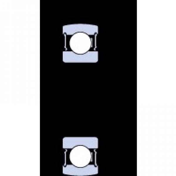 SKF 1726207-2RS1 deep groove ball bearings #3 image